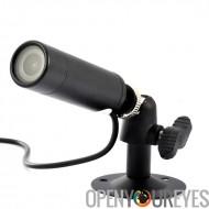 Mini caméra de surveillance «Pico» - 650TVL, WDR, OSD