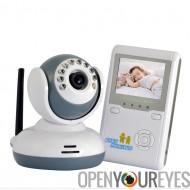Vision de nuit infrarouge sans fil bébé moniteur - VOX,