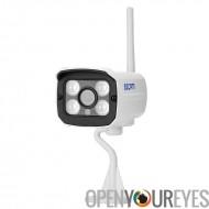 ESCAM, brique QD300, IP caméra - 1/4 de pouce CMOS, 720p, IR CUT, Vision nocturne, Wi-Fi, détection de mouvement, ONVIF 2.2