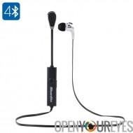 Bluetooth casque Bluedio N2 - transducteurs dynamiques de 10mm, micro intégré, commande vocale, vent réduction du bruit, survêt