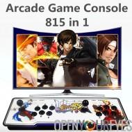 Arcade Machine Console Double Joystick Pandora Box 815 Jeux