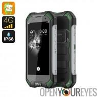 Blackview BV6000S IP68 Smartphone - 6.0 Android, IP68, 4G, verre Gorilla de 4,7 pouces, 4200mAh (vert)