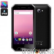 NOMU S30 Mini Android Phone - Android 7.0, affichage du CPU Quad-Core, 3 Go de RAM, HD, Dual-IMEI, 4G, IP68 étanche, 3000mAh (g