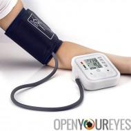 Électroniques moniteur de tension artérielle - plage de la pression 0 kpa kpa-3703, 40 à 160 Bpm, Design Portable, écran LCD de