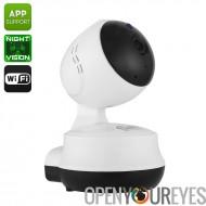 IP caméra Neo Coolcam NIP-61GE - 1MP CMOS, 720p, anti-IR, Vision nocturne 10m, détection de mouvement, Support de l'App, WiFi,