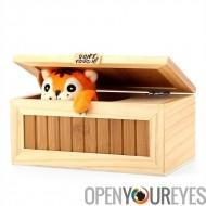 Bureau inutile coffre à jouets - 10 Modes, pin et boîte de bambou, des sons de Tiger, puissance 3 X AAA produits