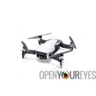 DJI Air Mavic caméra Drone - caméra 4K, GPS/GLONASS, pliage, 21 Min, temps, FPV, vol 3 axes cardan