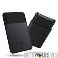 Xiaomi Mi Electric Shaver - Compact, léger, charge USB-C, 7800 tr/min, lames Premium, Low Noise, 60HRC acier japonais