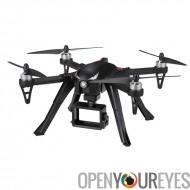 MJK B3 Bugs 3 Quad-Copter - 500m plage, 20 Minutes vol temps, support de caméra, résistant aux chocs, 3D astuces, commande à di