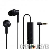 Romaric 3,5 mm écouteurs - bruit annulation, TPE résilience câble, technologie de pilotes Triple hybride, anti-dérapant Earbuds