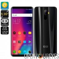 Elephone U Pro téléphone - processeur Snapdragon 660, 6 Go RAM, Android 8.0, deux caméras arriè