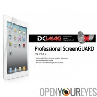 Adesivo Protezione Crystal Clear No Riflesso No Impronte per Tablet Apple iPad iPad2 Android