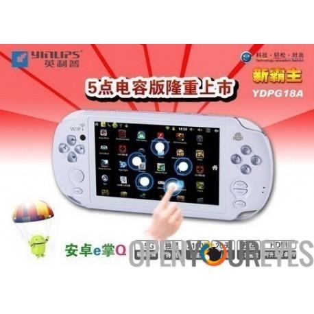 YDPG70 8GB CAVO TV Retro Game Free Gratis Rom Mame Emu