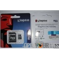 Kingston Micro Secure Digital High Capacity SDHC 32 Gb MicroSD Adapter