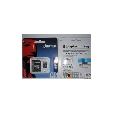 KingStone Micro Secure Digital High Capacity 16Gb