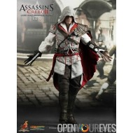 Ezio Assassin 's Creed II Scala 1/6 Snodabile