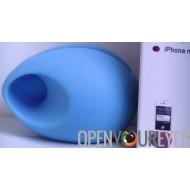 Amplificateur de Egg naturel conçu pour tous les iPhone Apple