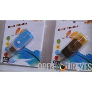 Mini Card Reader USB 2.0 Portatible