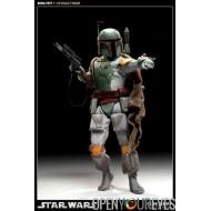Star Wars Boba Fett Action Figure 12cm main sculpte peint et bien articulé