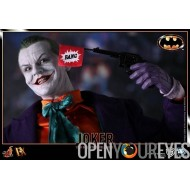 Joker de Batman Figurine Film 1989 échelle 1/6 collectionner peint sculpté à la main