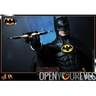 Hot Toys Batman Action Figure DX Series 1989 film Échelle 1/6 collectionner peint et sculpté à la main