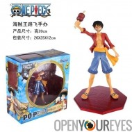 ONE PIECE POP - Monkey D Luffy - NEO DX 20cm Action Figure