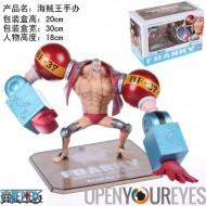 One Piece cultes OnePiece Figurine Pirates des Caraïbes Franky