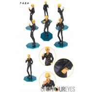 Sanji One Piece Figurine 24cm POP Excellent Model OnePiece Pirate des Caraïbes