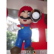 Super Mario Bross Basball Star Games Actionfigure PVC Vinyl Figure Manga 30cm