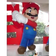 Super Mario Bross Golf Jeux Vinyl Figurine en PVC Figures Manga Cult 30cm