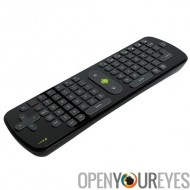 Télécommande Zero Device Fly Clavier sans fil Air Mouse Works Android TV Sony PS3 Microsoft Xbox