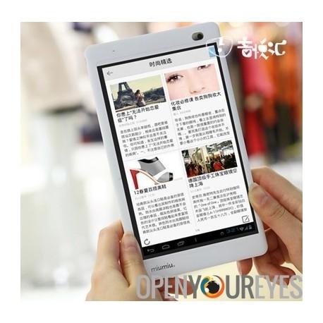 "TabletPC Dual Core Ramos Écran tactile capacitif 7"" Android 4 ICS Console cool Design Tablet 8Gb"