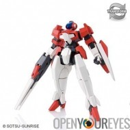 Bandai Gundam Robot World Convertible HGAG Clanché
