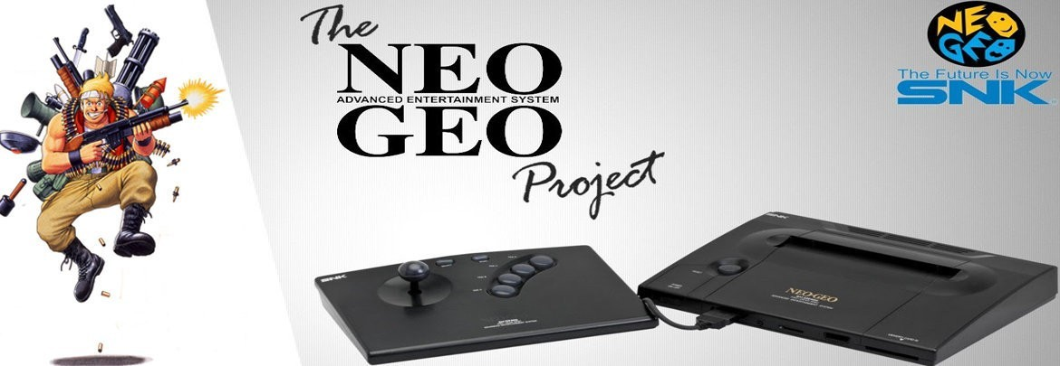 SNK Playmore Neo Geo X System Gold